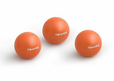 POWERBALL  350 GRAM WEIGHTED STRENGTH TRAINING BASEBALL SIZE