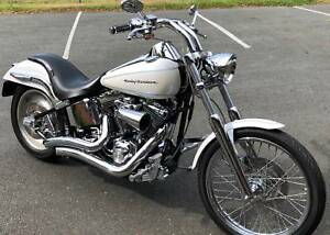 2004 Harley Davidson Soft Tail Deuce Eagle Farm Brisbane North East Preview