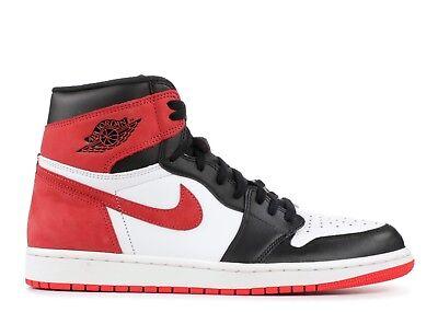 Nike Air Jordan 1 Retro High OG Track Red Europe Release
