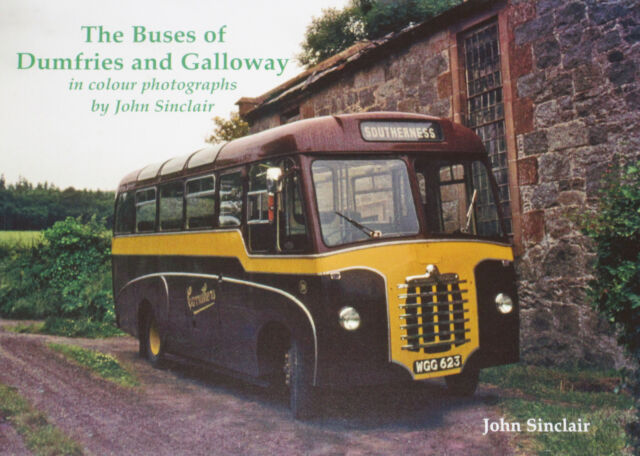 DUMFRIES GALLOWAY BUSES Ireland Bus History NEW Colour Photographs 9781840337730