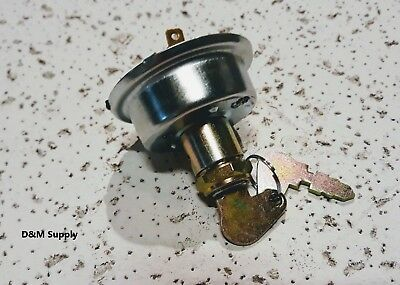Massey Ferguson Tractor Ignition Switch 1100 1130 135 150 1500 165 175 180 1800