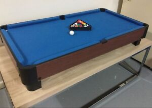 Brand new mini pool table