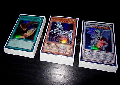 Yugioh Complete Blue-Eyes White Dragon Deck! Spirit Alternative Stone of Ancient