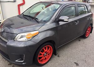 Immaculate Condition 2011 Scion xD Sparco Rally (LIMITED ED)