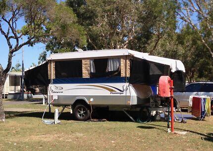2010 Jayco Flamingo Outback Pop Up Caravan Hawthorne Brisbane South East Preview