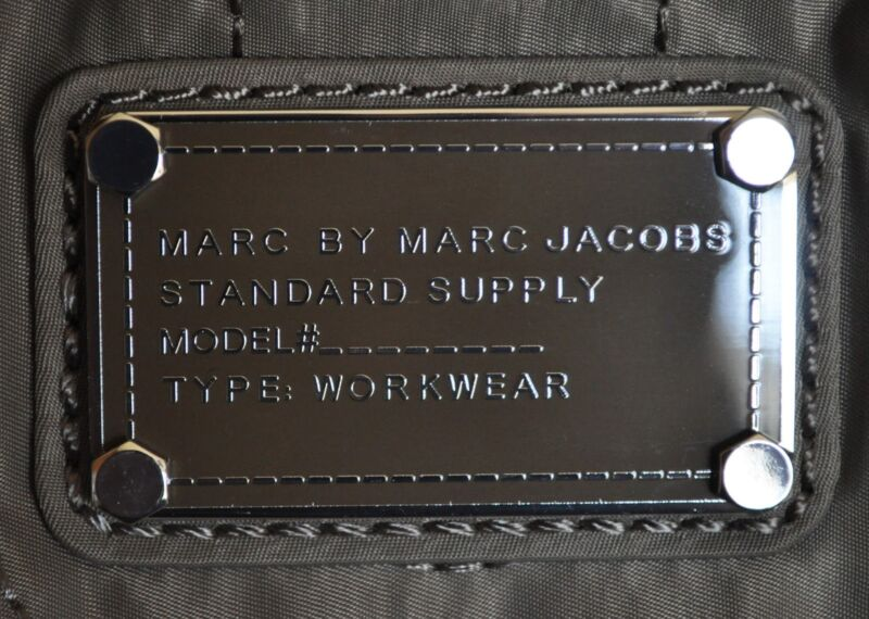The STANDARD SUPPLY plaque is commonly found through out the range.