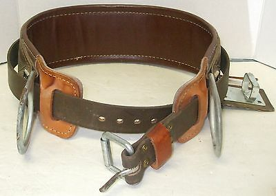 Linemen Tree Trimmer Utility Belt Buckingham Er Size 28