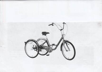 Adult Trike For Sale Erskine Mandurah Area Preview
