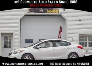2015 Kia Forte 1.8L LX+ 48500KM , LIKE NEW, ONE OWNER