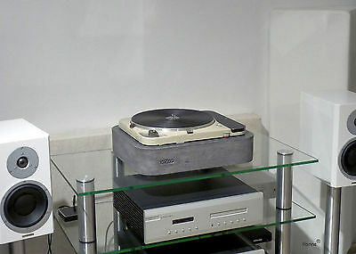 Thorens TD 124 new GFRC Plinth  for sale  Shipping to United States