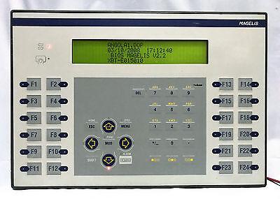 Telemecanique Modicon Magelis Xbt E015010 Ver. 2.2 Free Shipping Worldwide