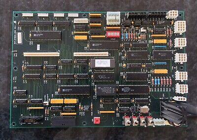 York Chiller Processor Circuit Control Board 031-01095-002 Rev C Used Working