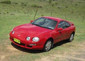 1998 Toyota Celica Coupe Casula Liverpool Area Preview