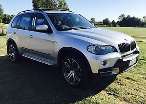 2007 BMW X5 3.0 Si Petrol 7 Seater ** Still Under Warranty 2019** Mount Hawthorn Vincent Area Preview