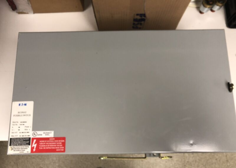 Eaton / Cutler Hammer ITAP-364 Busway Fusible Switch, 200 Amp, 3P3W, 600VAC