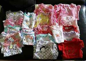Bulk baby girls clothing 134 Pieces - SUMMER BABY Loganlea Logan Area Preview