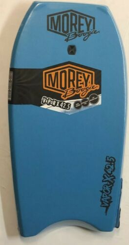 """""""MOREY"""" - Vapor - Boogie Board - 42.5 - With Coil Leash"""