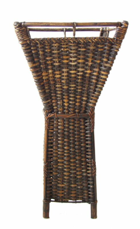 Bamboo Fishing Basket, Philippines