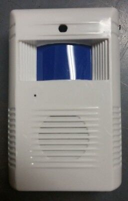 Entrance Alarm Store Door Entry Chime Motion Activated Detector Wireless Sound ()