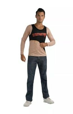Jersey Shore The Situation Mike Costume Mens Size L NEW Halloween - Jersey Shore Halloween Costume