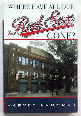 Where Have All Our Red Sox Gone? (boston Baseball History)