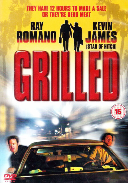 GRILLED DVD Movie Film *