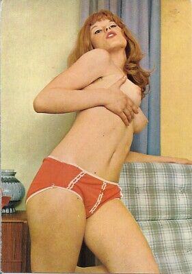Erotik-AK, Pin-up-Girl, 50er (50er Jahre Pin Up Girls)