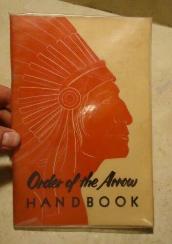 ~1959 BOY SCOUTS ORDER OF ARROW HANDBOOK*~
