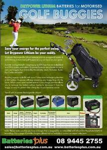 Lithium Golf Batteries Osborne Park Stirling Area Preview