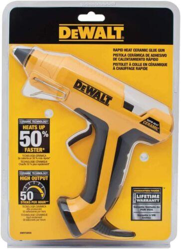 Genuine Dewalt DWHTGR50 Rapid Heat Ceramic Glue Gun NEW