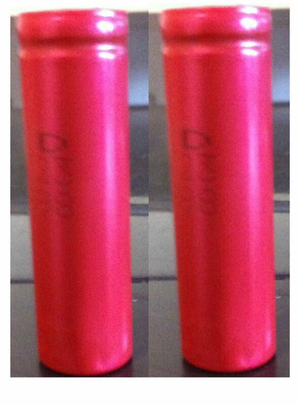 "Brand New ""2""  Sanyo UR14500P 14500 840mAh 3.7V Lithium Ion Battery, Flat-Top"