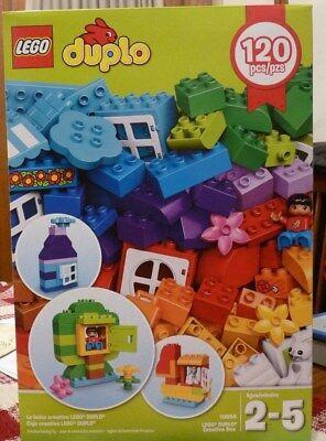 Lego DUPLO Creative Box 120 pcs. - 10854 - SUPER HOT 2018 TOY!