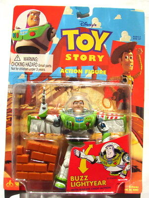 TOY STORY Original Buzz Lightyear action figure MOC Thinkway Toys Disney 1217  for sale  Shipping to India