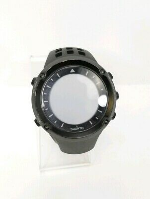 SUUNTO AMBIT Digital Rubber Band BLK 5175A-21071 HR  Wristwatch