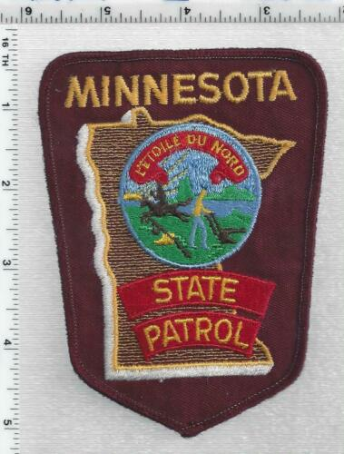 State Patrol (Minnesota) 1st Issue Shoulder Patch
