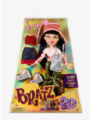 Bratz Dolls 2021 JADE 20 yearz Fashion Doll Exclusive Presale