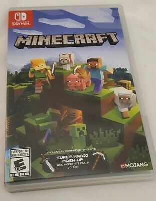 Minecraft (Nintendo Switch, 2018)
