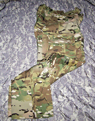 WILD THINGS TACTICAL MULTICAM HARD SHELL PANTS GORETEX - LARGE