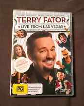 Terry Fator Live from Las Vegas DVD Sandy Beach Coffs Harbour Area Preview