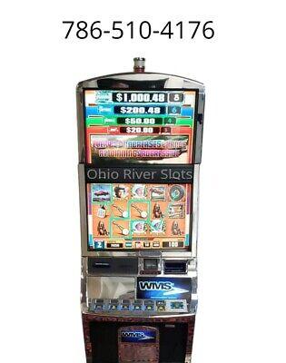 "Williams Bluebird 2 Slot Machine ""Dukes of Hazard"""