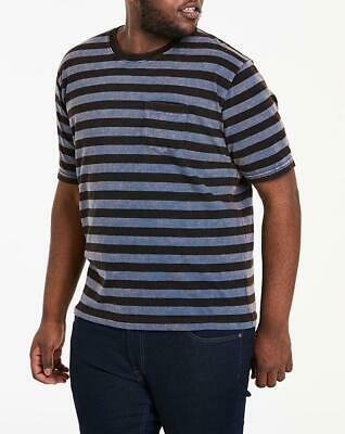 JACAMO   Acid wash stripe T-shirt from  3xl   bnip
