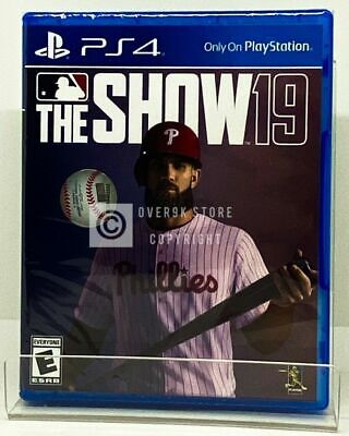 MLB The Show 19 - PS4 - Brand New | Factory Sealed Mlb The Show