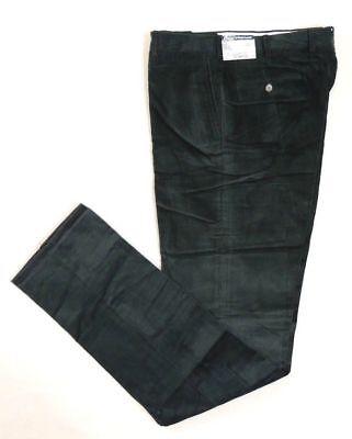 $395 Polo Ralph Lauren Bradford Cotton Italy Corduroy Classic Dress Pants 36 REG