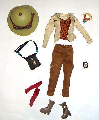 Disney Detailed Safari Costume With Gem Accents For Disney Dolls td16](Safari Costume For Kids)