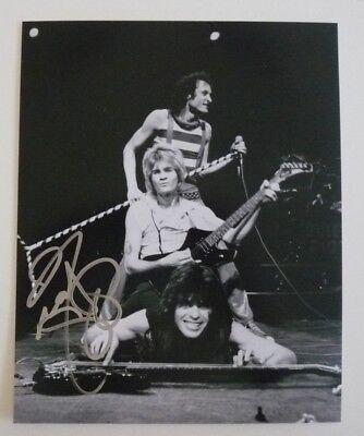 Rudy Sarzo Quiet Riot Autographed Signed 8X10 Photo Psa Beckett Guaranteed  3