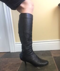 Butter soft Aldo leather boots size 38
