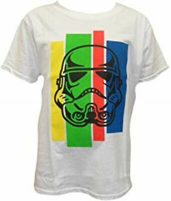 Star Wars T-shirt Stormtrooper Sizes age 3 years - 11 years Official