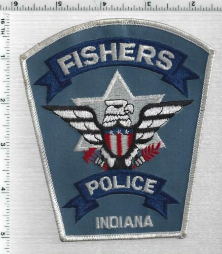 Fishers Police (Indiana) 1st Issue Shoulder Patch
