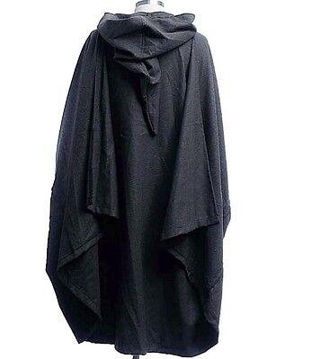 LARP MEDIEVAL SCA COSPLAY Costume Woollen Cloak