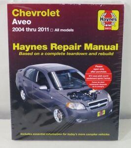 chevrolet aveo repair manual ebay rh ebay com 2006 chevy aveo parts manual 2006 chevy aveo repair manual pdf